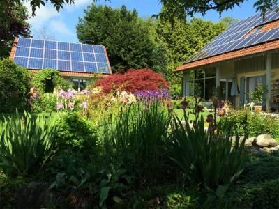 Solar energy - family house