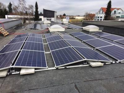 New city solar roof