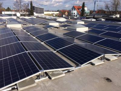 Solar roof by AP Tech